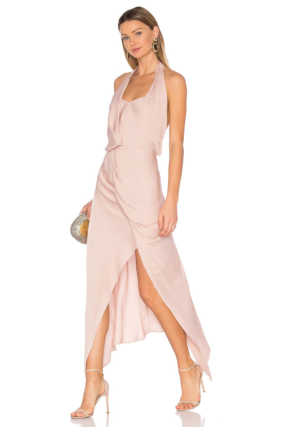 Pale pink dress for wedding guest  Jules Dress Pink  Wedding guest dresses Dress ideas and Fashion