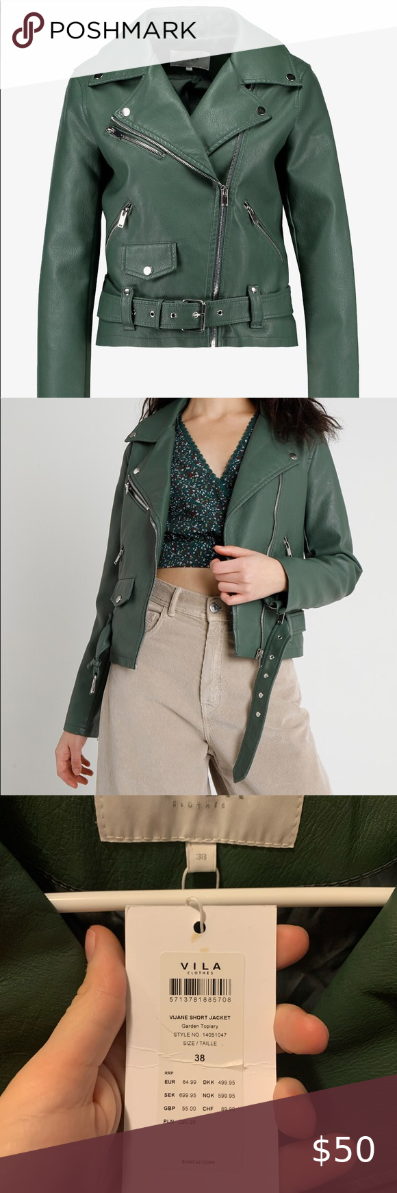 Olive Green Faux Leather Jacket Green Faux Leather Jacket Faux Leather Jackets Leather Jacket [ 1740 x 580 Pixel ]