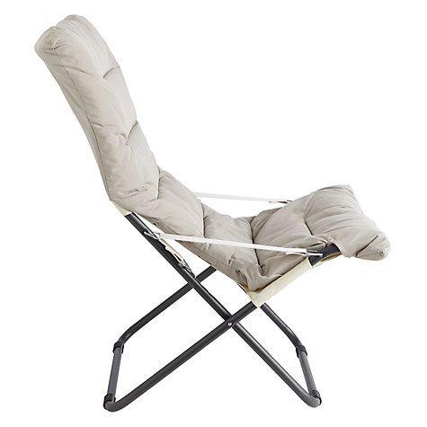 Buy Fiam Fiesta Sunlounger Online At Johnlewis Com 99 Butterfly Chair Garden Furniture Sun Lounger