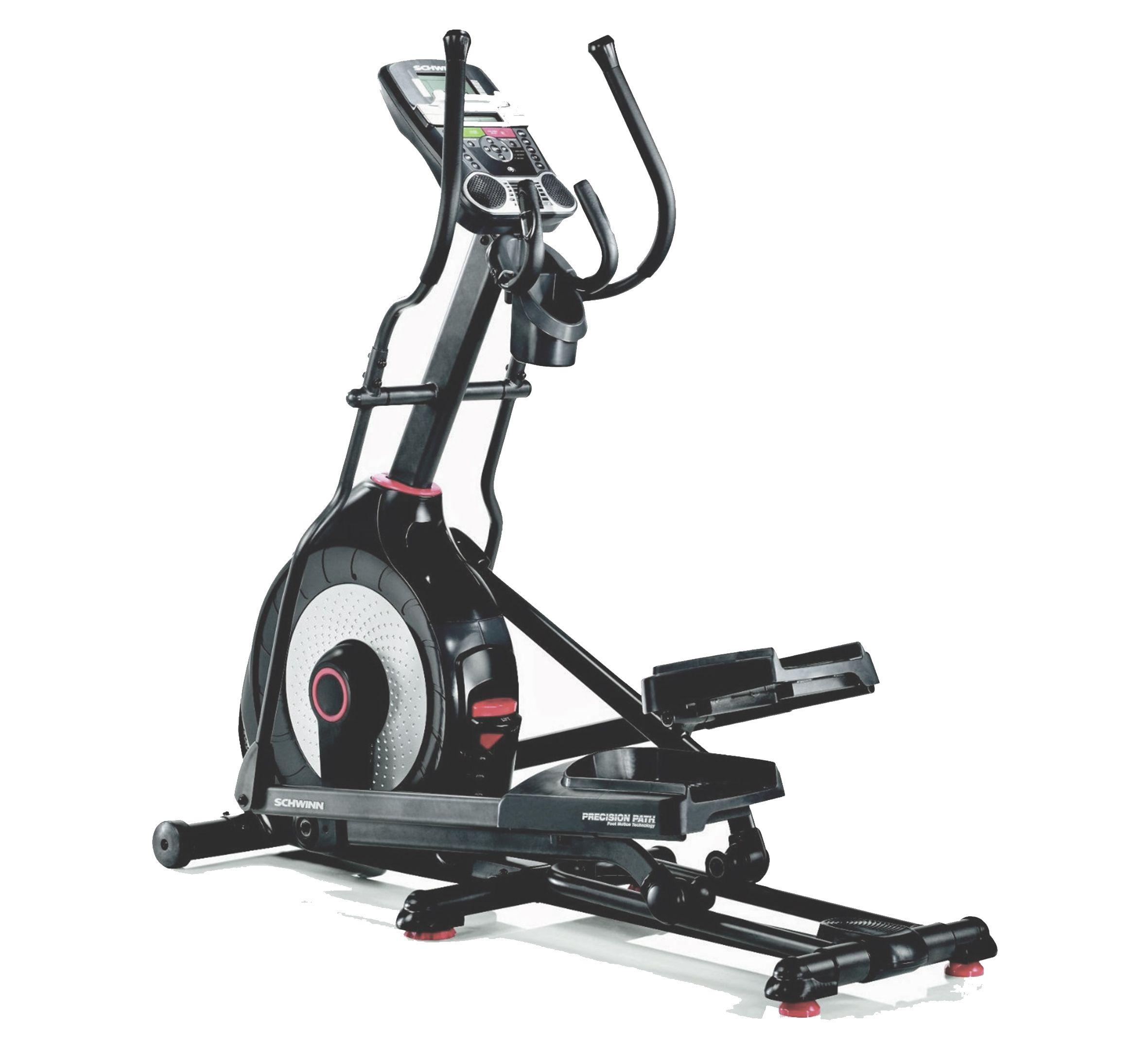Schwinn 470 Elliptical Workout Machines At Home Gym Elliptical Trainer