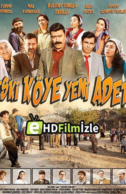 Eski Köye Yeni Adet Full izle, Yerli Türk Komedi Filmleri