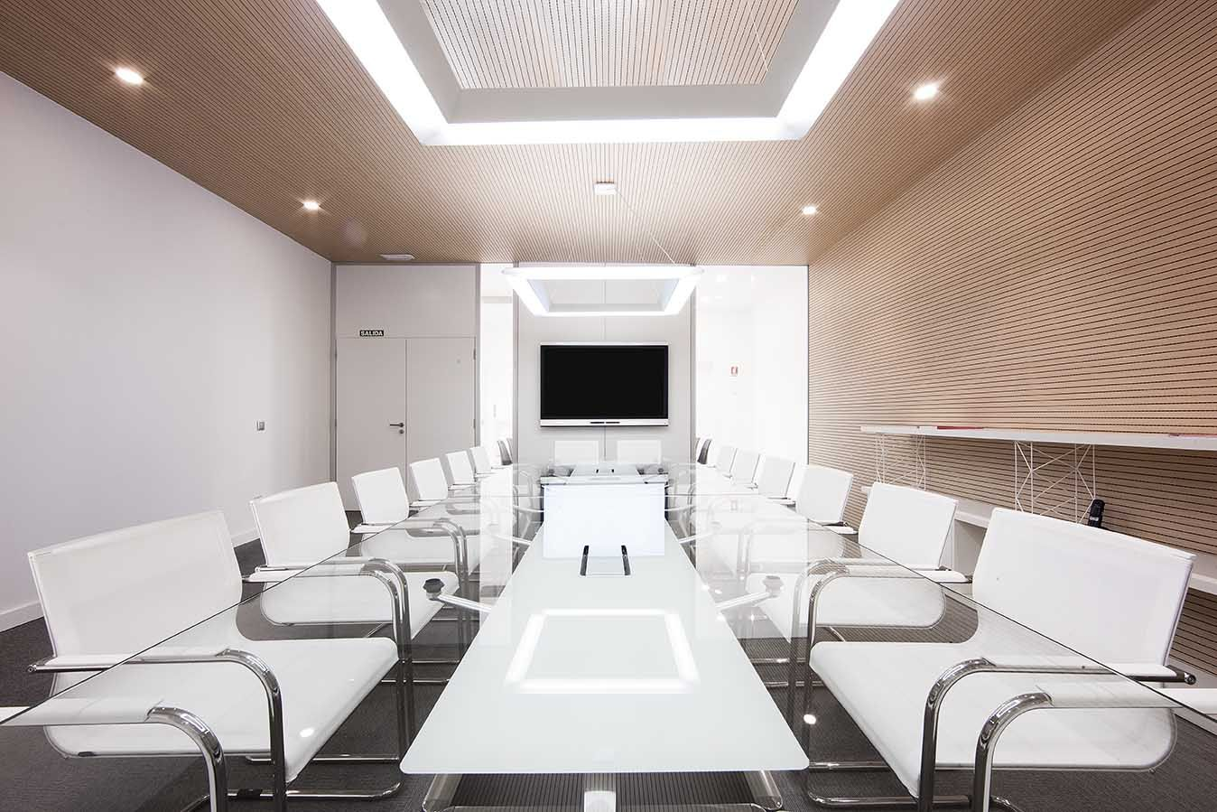 Espacio aretha ha sido seleccionada para afrontar de - Proyectos de iluminacion interior ...