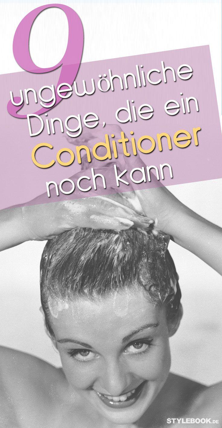 Multitalent Haarspülung: 9 Dinge, die man mit dem Conditioner noch ...