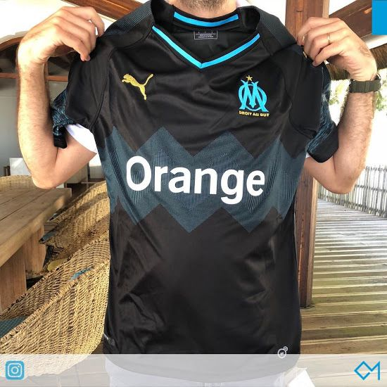 Puma Olympique Marseille 18-19 Away Kit Leaked - Footy Headlines ... 732282be8