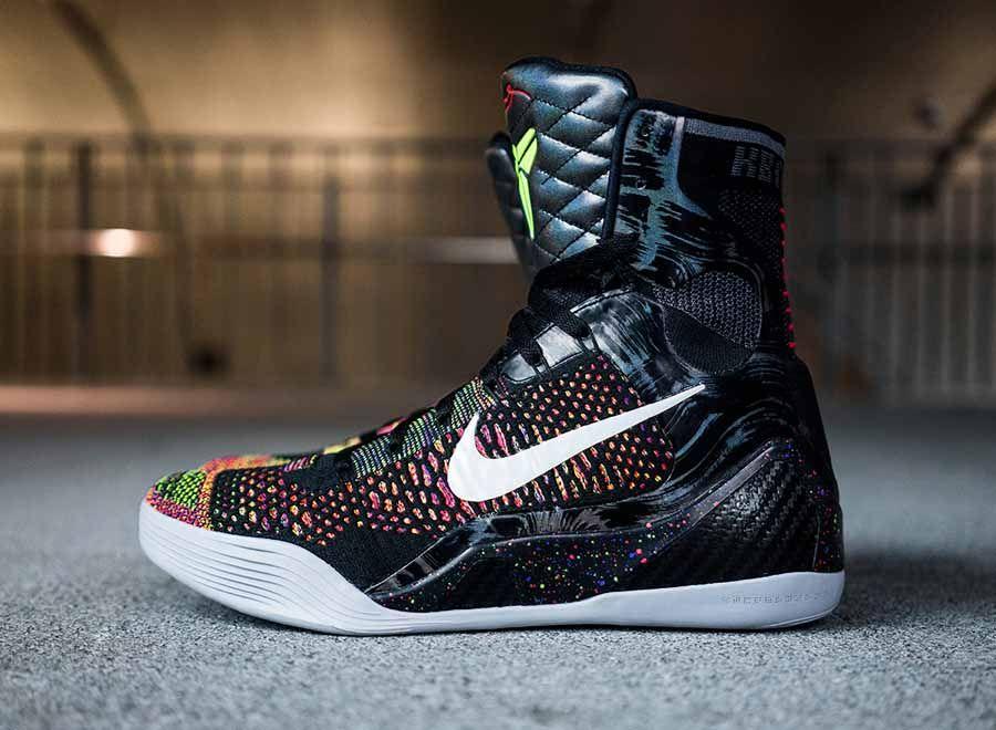 release date c3b81 f4f53 Nike Kobe 9 Elite