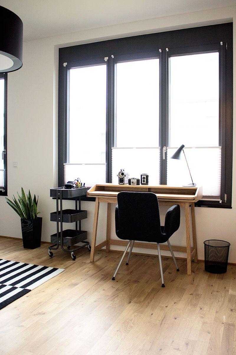Make-over: Moderne Neubauwohnung im skandinavischen Stil ...