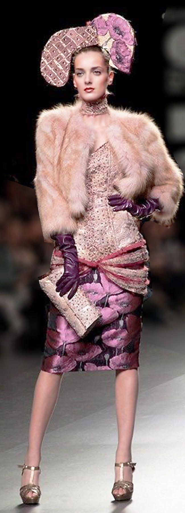 anbenna • Miguel Marinero | Chic Pink | Pinterest | Vestidor ...