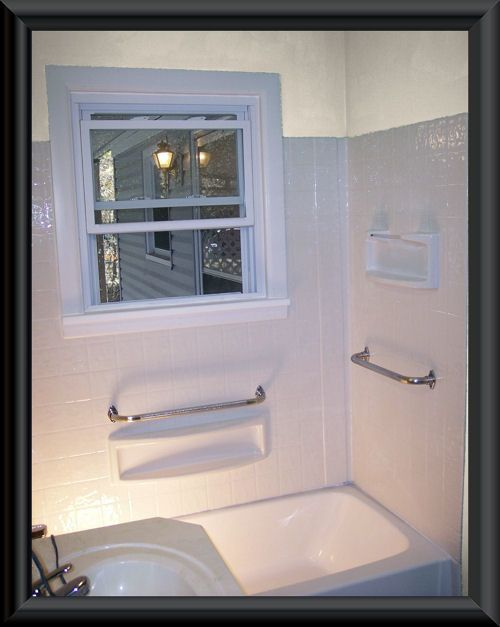 Kitchen and Bathroom Remodeling   shower window solutions ...
