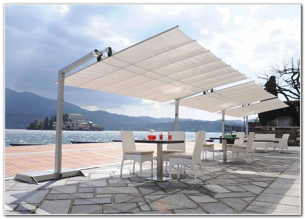 Retractable Patio Awning Canopy