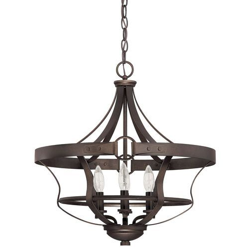 C4208tb chastain entrance foyer pendant light tobacco at fergusonshowrooms com