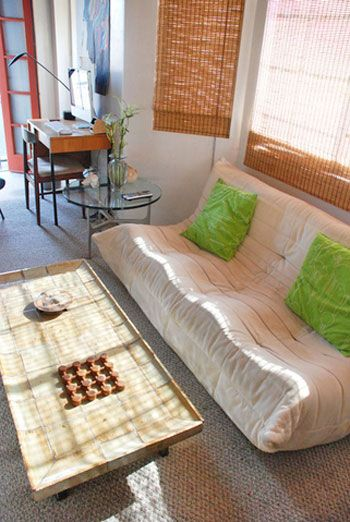 Togo Sofa  Seating by Michel Ducaroy for Ligne Roset Ideas - charmantes appartement design singapur
