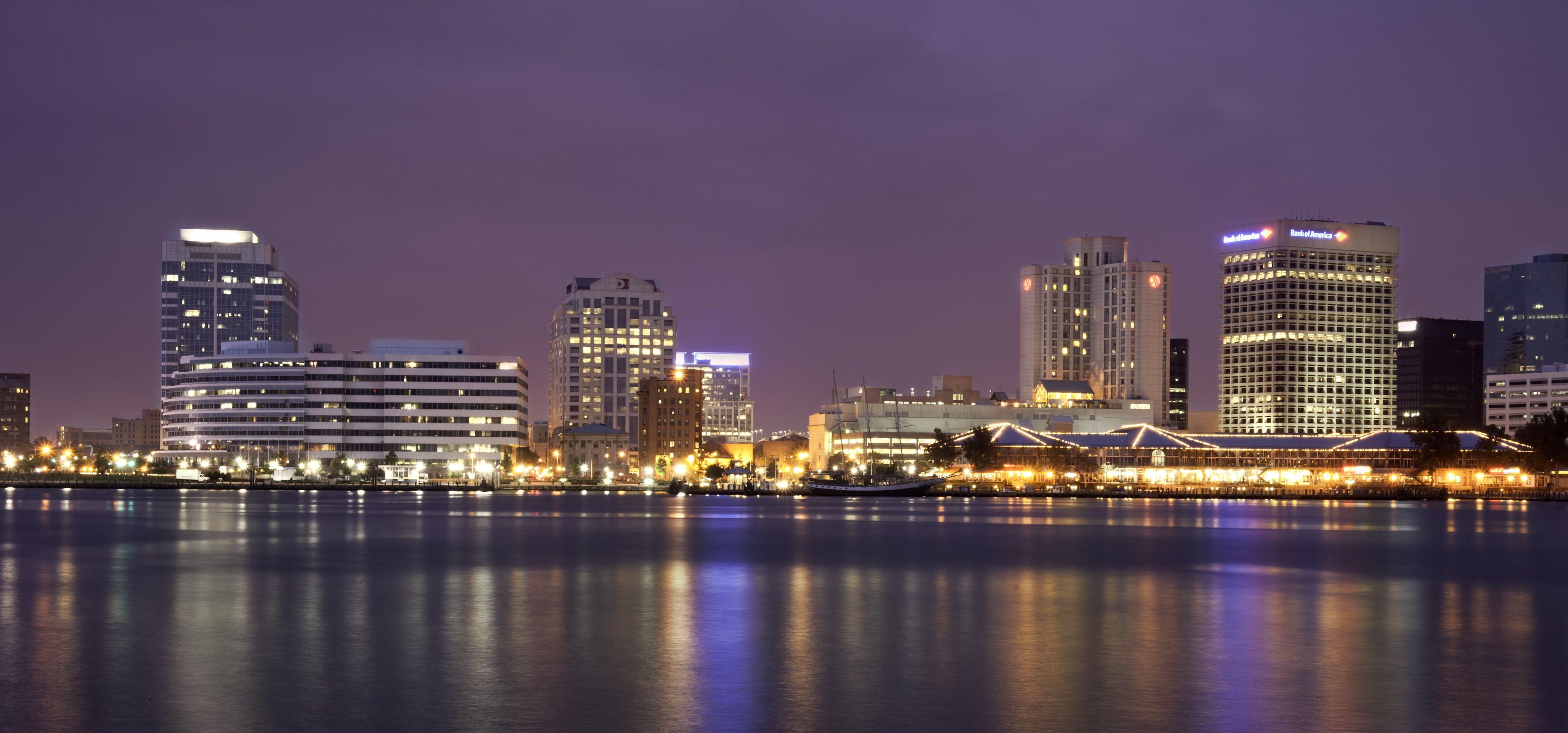 Downtown Norfolk: Downtown Norfolk, VA Waterfront