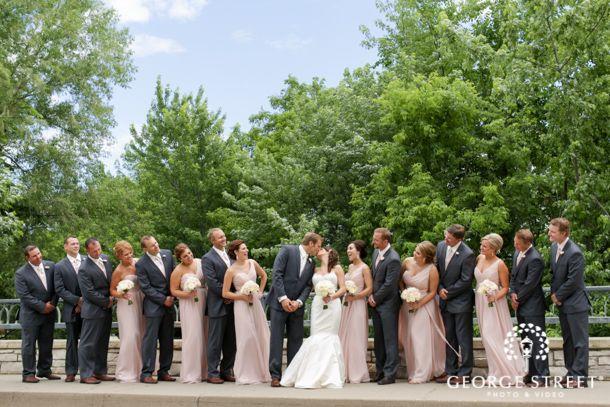 Pink, Bridesmaid, Dress, Bridal Party, Attire