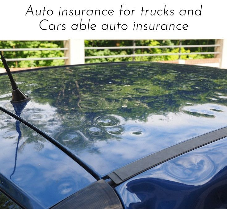 Discover more about auto insurance for trucks and cars