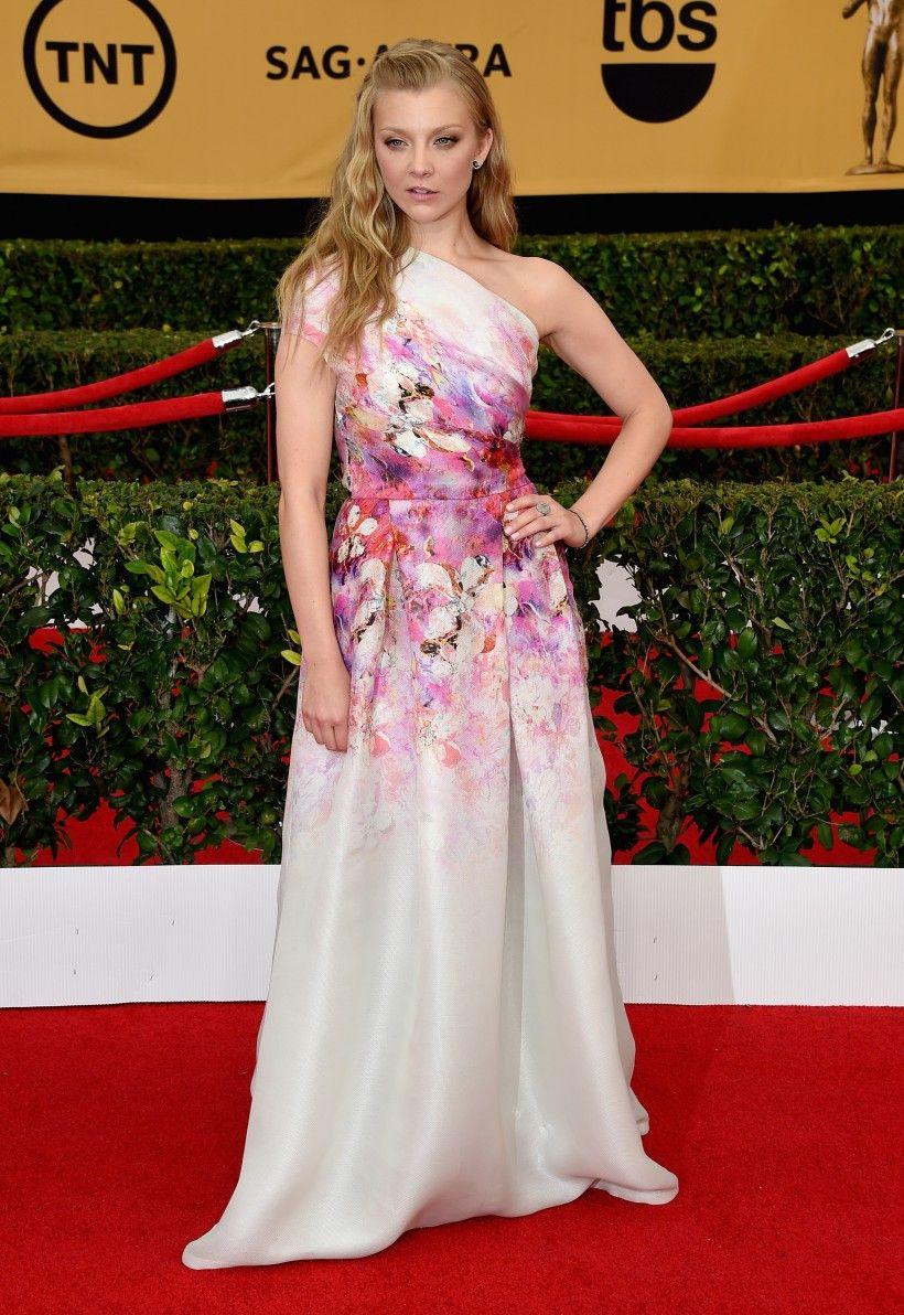 Natalie Dormer, SAG Awards 2015