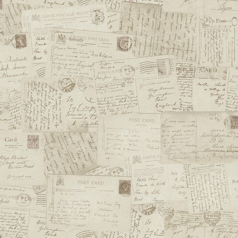 Vintage Letters PE-03-02-1