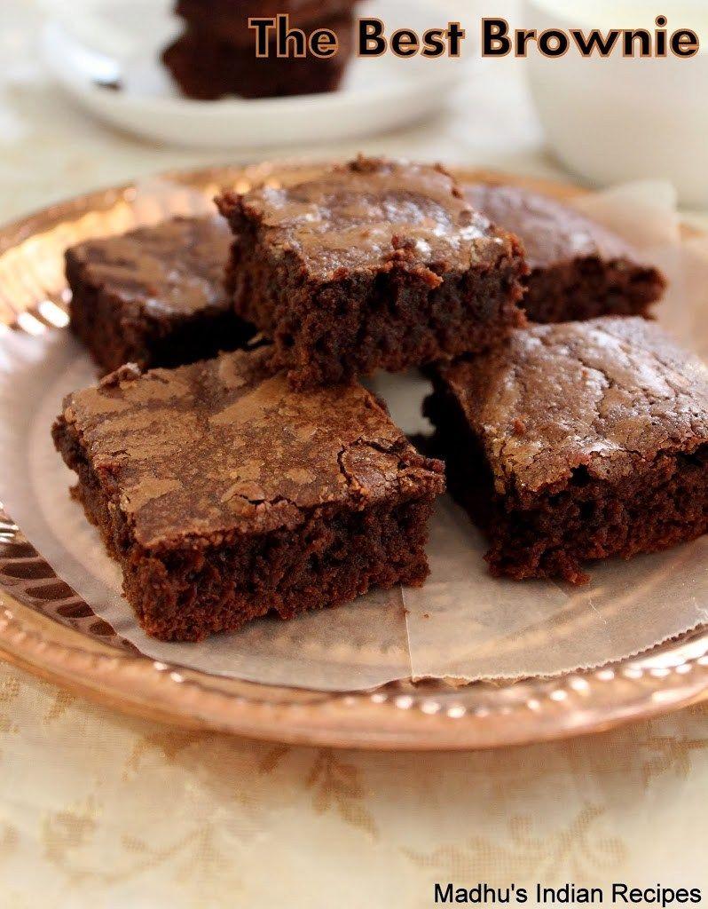 Best Brownies Ever Recipe Vegan Brownies Easy Brownie Recipes Fudgy Brownie Recipe