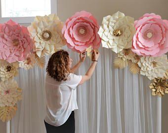 Decorar Salon Con Flores Artificiales Grandes