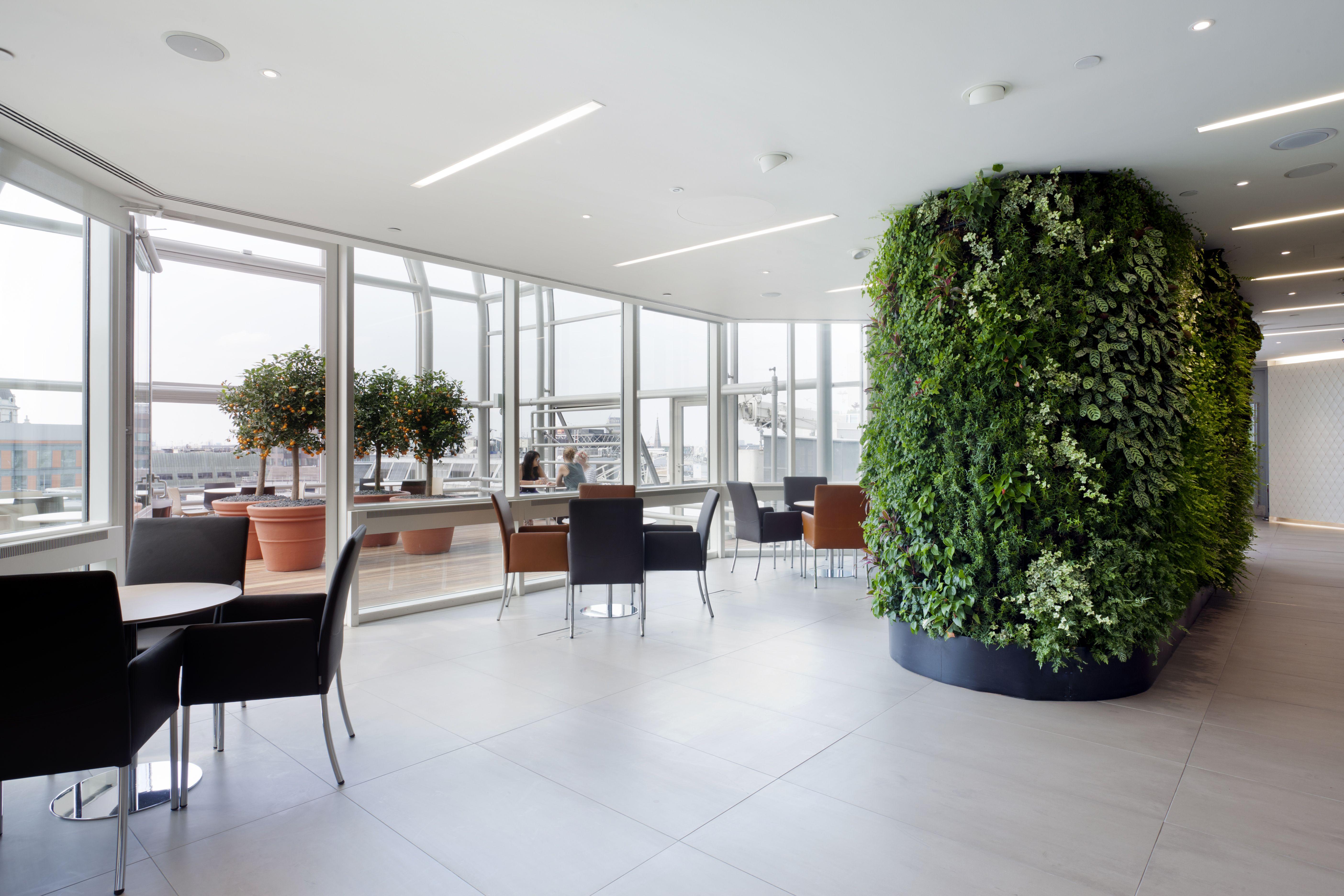 Office design by Artillery Interior Architecture, Melbourne.