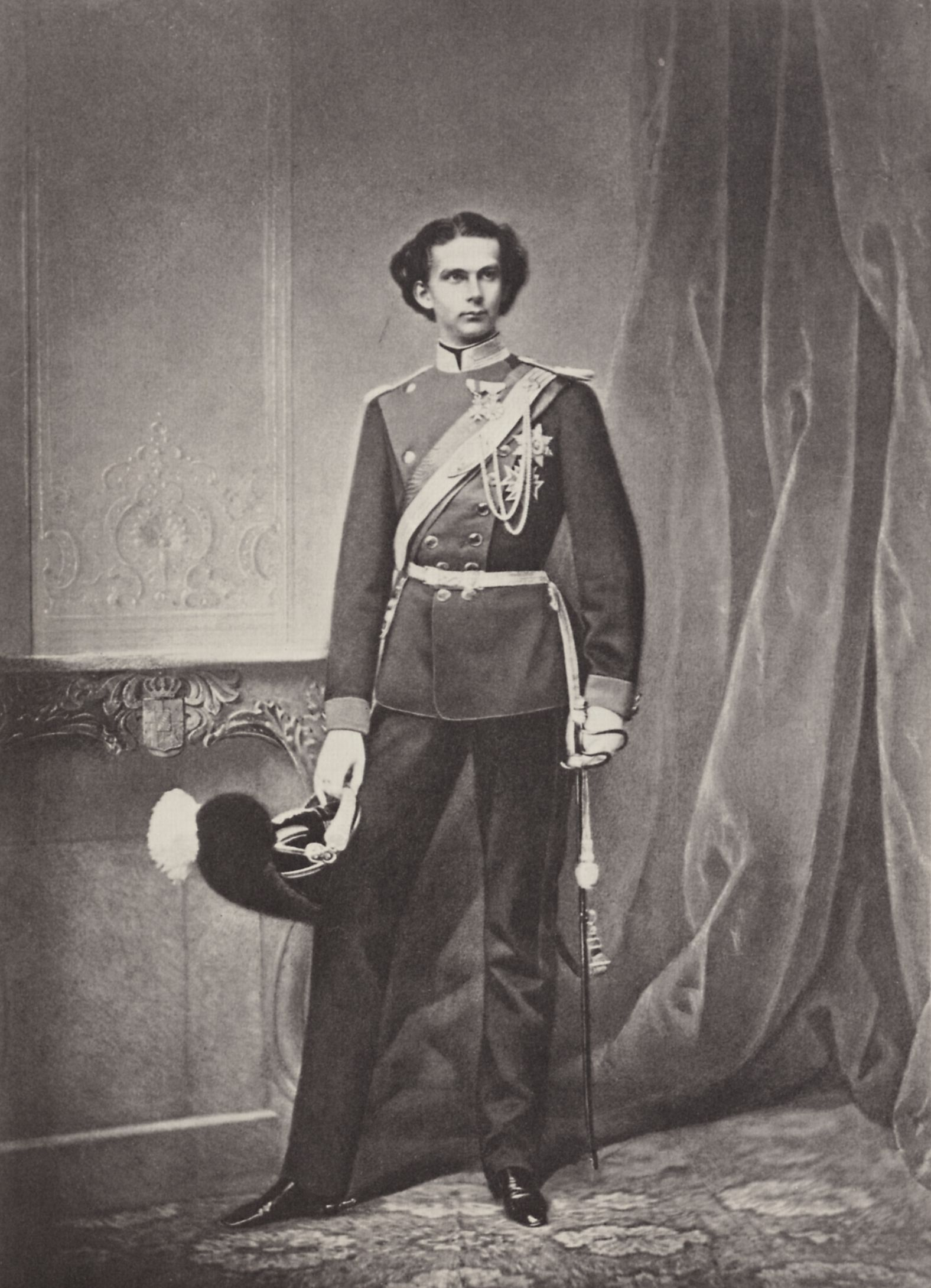 Briefe Von Ludwig Ii : Ludwig ii von bayern king of bavaria