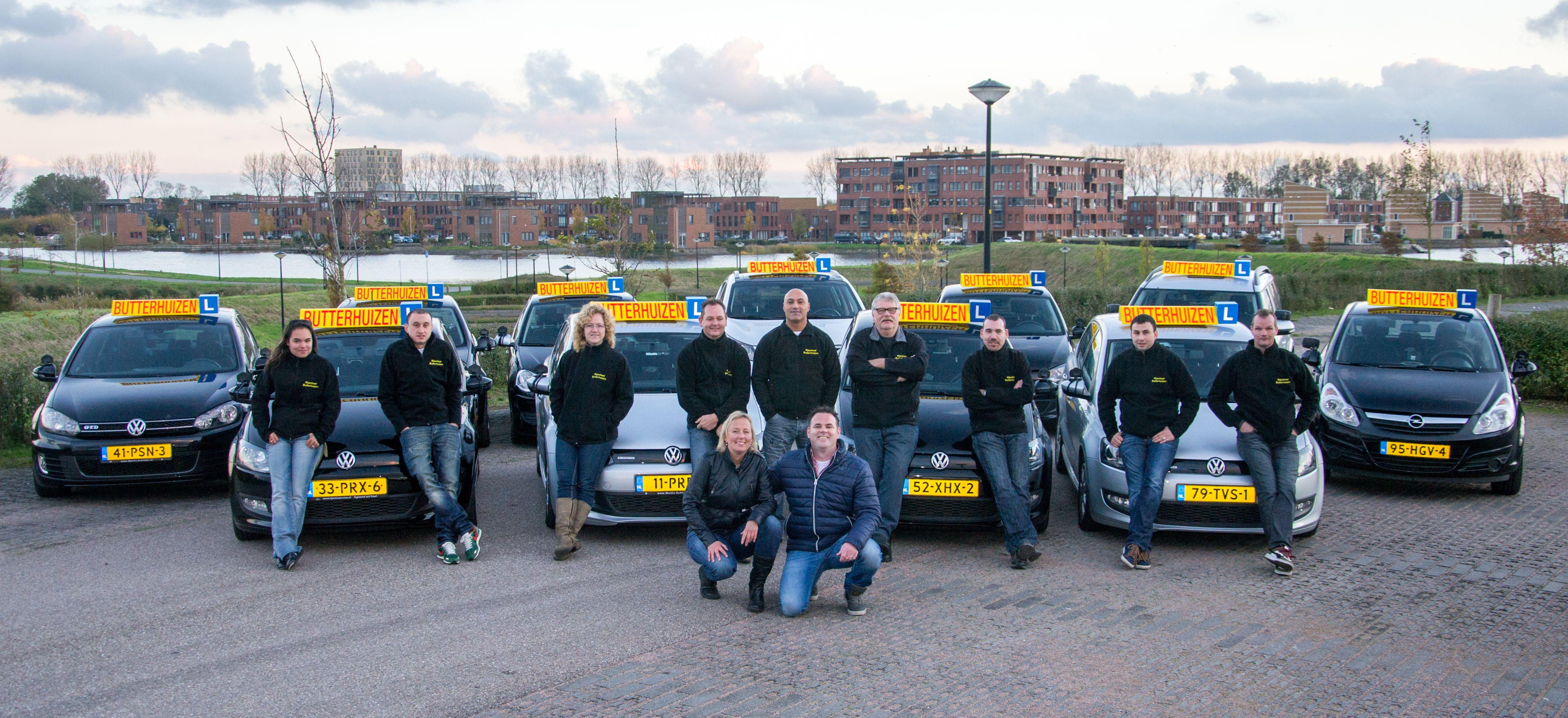 Team Butterhuizen