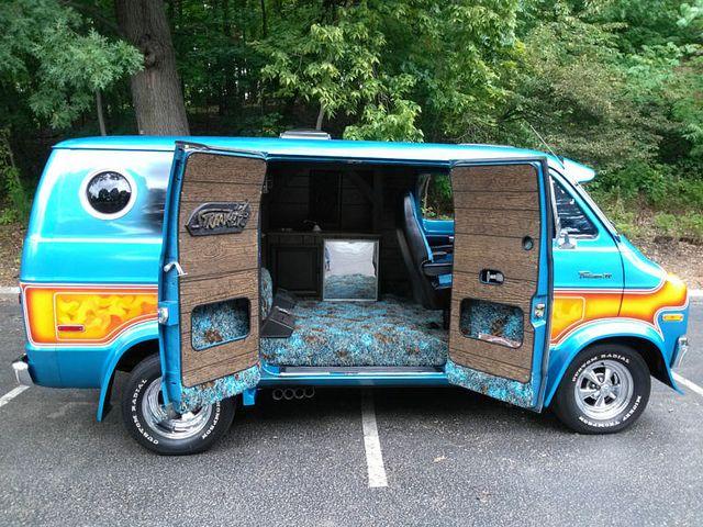 Pin By Jeff X On Vans Custom Vans Van Chevy Van