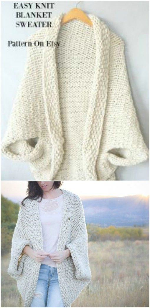 30 Beautiful Women\'s Sweaters And Tops You Can Knit Or Crochet ...