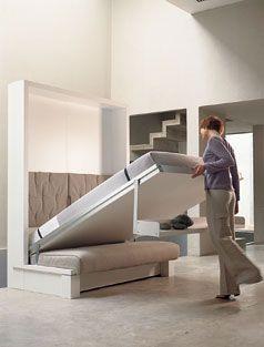 Compact living skräddarsydda loftsängar i metall för dig som är trångbodd.Sängskåp.Viksängar.Loftsängar.Loft.Metall #compactliving