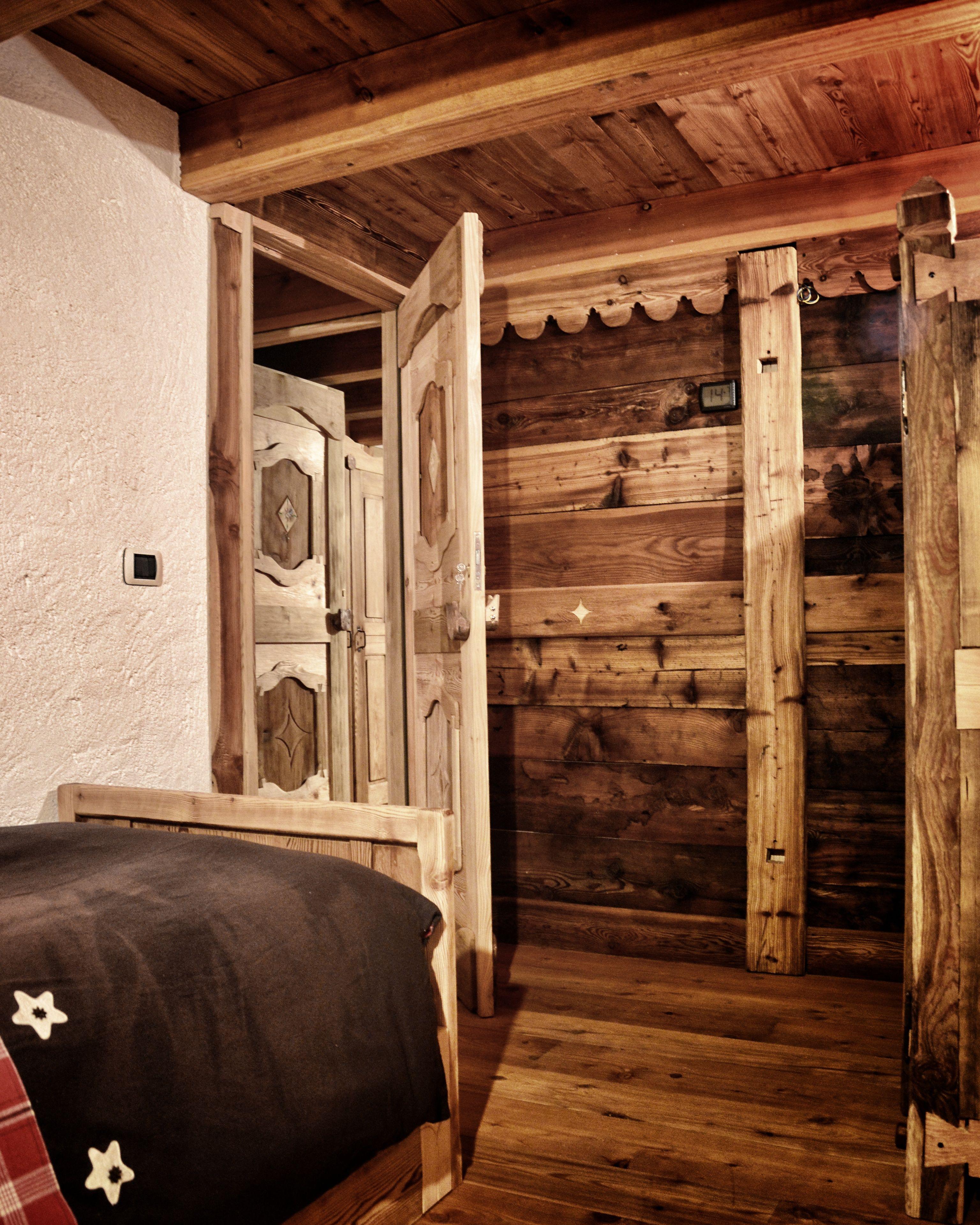 ingresso alla camera singola - ala destra