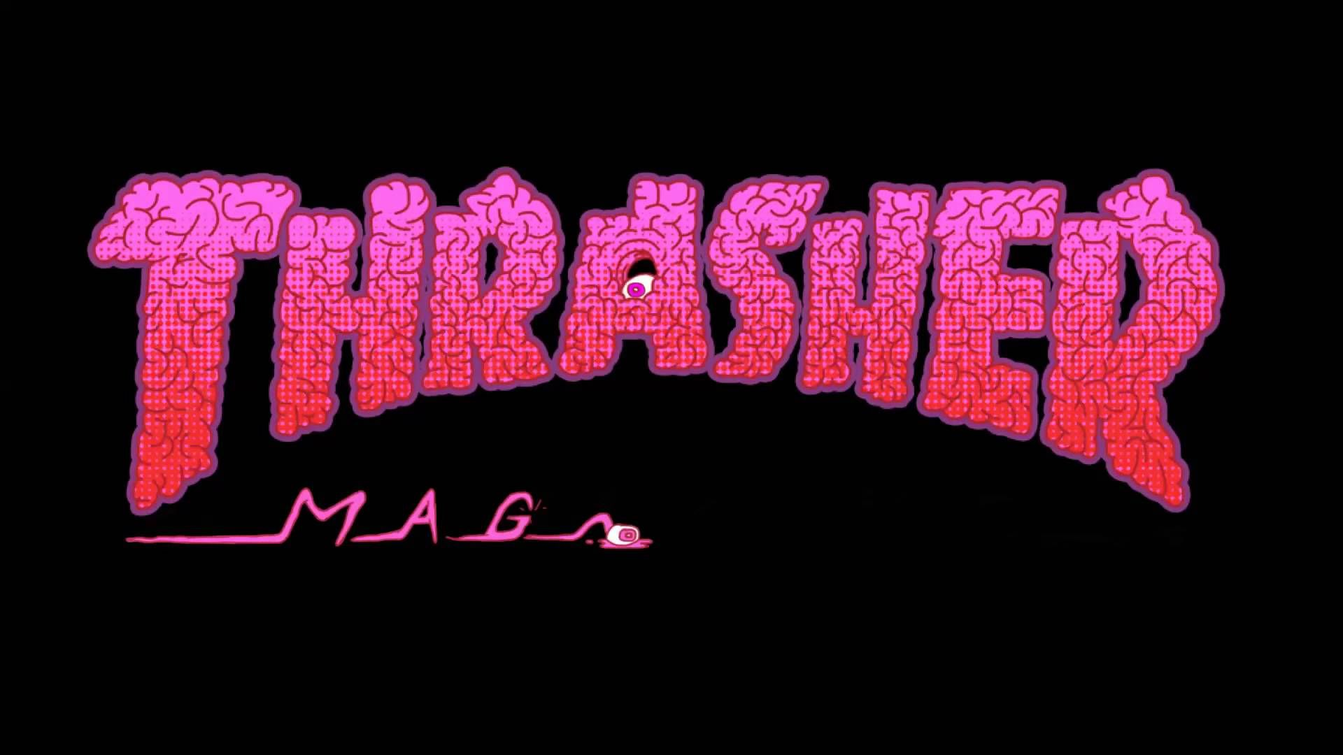 free thrasher magazine background sharovarka 3d