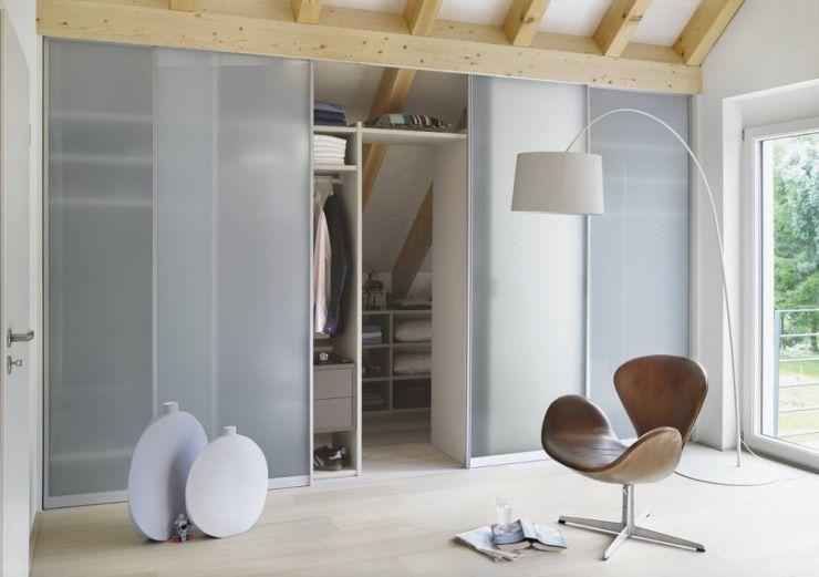 schiebet ren raumplus home kleiderschrank f r. Black Bedroom Furniture Sets. Home Design Ideas