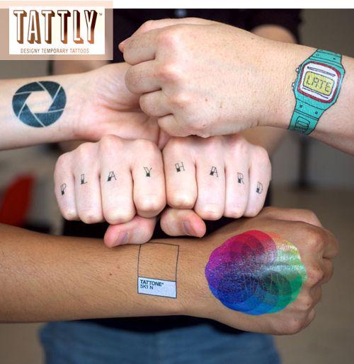 Diy Inkjet Tattoo Paper Manufacturer Temporary Tattoo 9 11 In