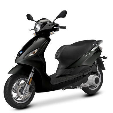 fly 150 | 150cc scooter | motorized scooter | piaggio scooters
