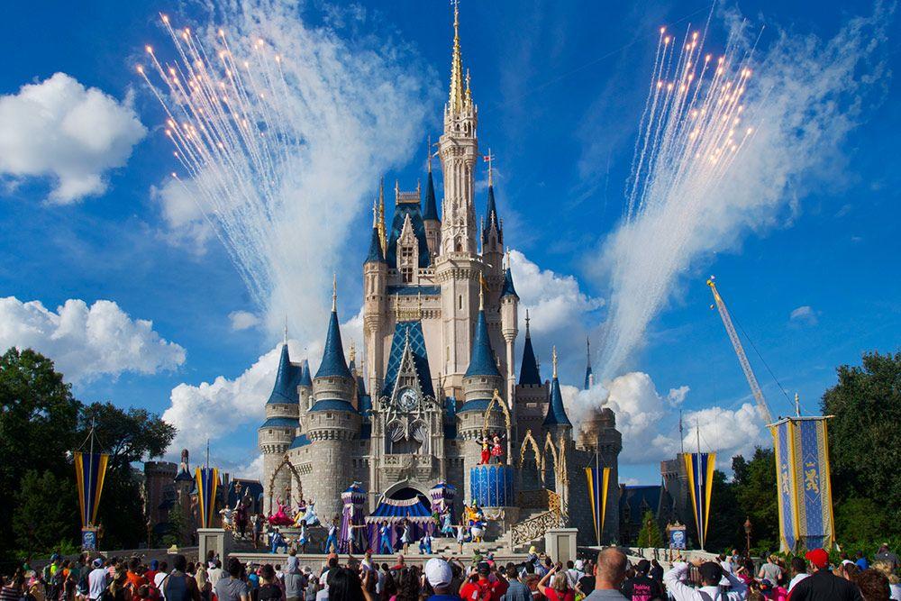 El Mundo Encantado De Walt Disney World En Orlando Parques Disney Lugares Para Viajar Walt Disney