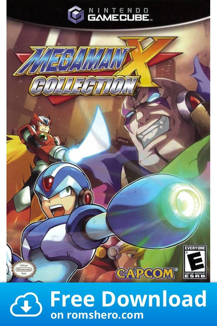Download mega man x collection gamecube rom in 2020