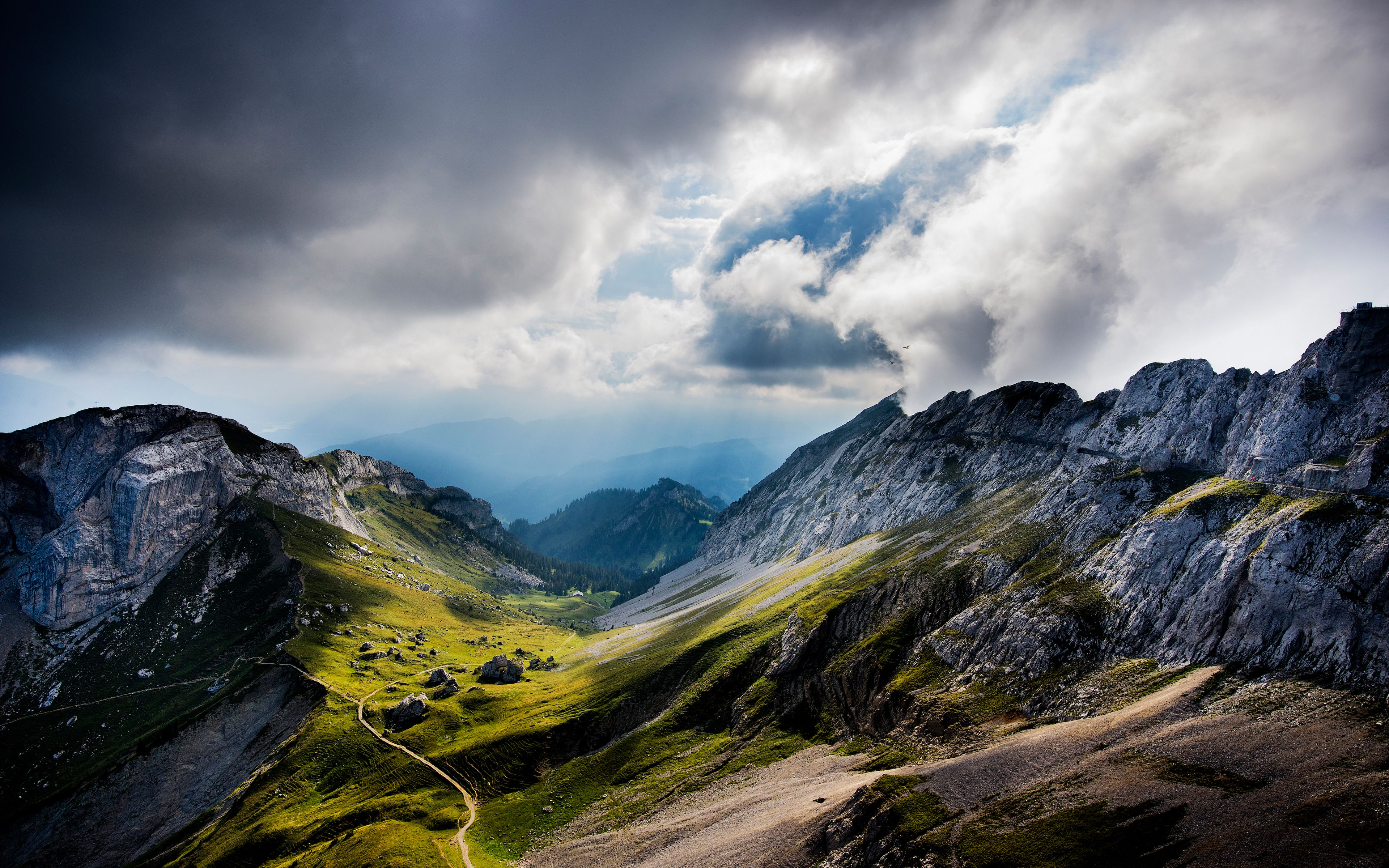 Swiss Alps Wallpapers And Images Wallpapers Pictures
