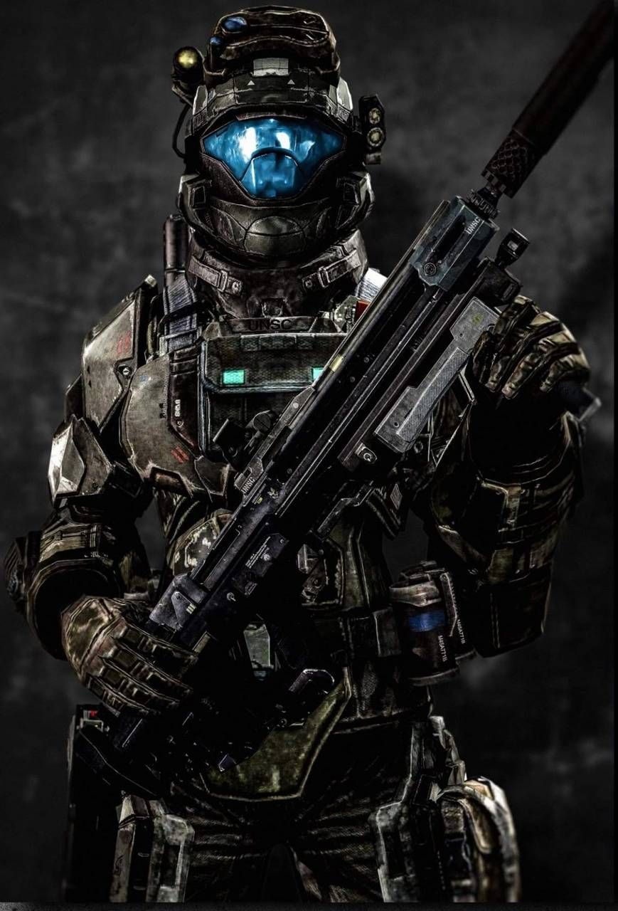 Download Halo Odst Wallpaper By Downhillcube4 6f Free On Zedge Now Browse Millions Of Popular Halo Wallpapers And Rin Halo Cosplay Halo Game Halo Spartan