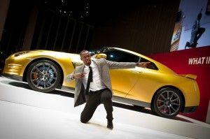 """Don à l'Hôpital Necker, enchère de la GT-R """"Or Bolt"""" : Nissan en mode caritatif"""
