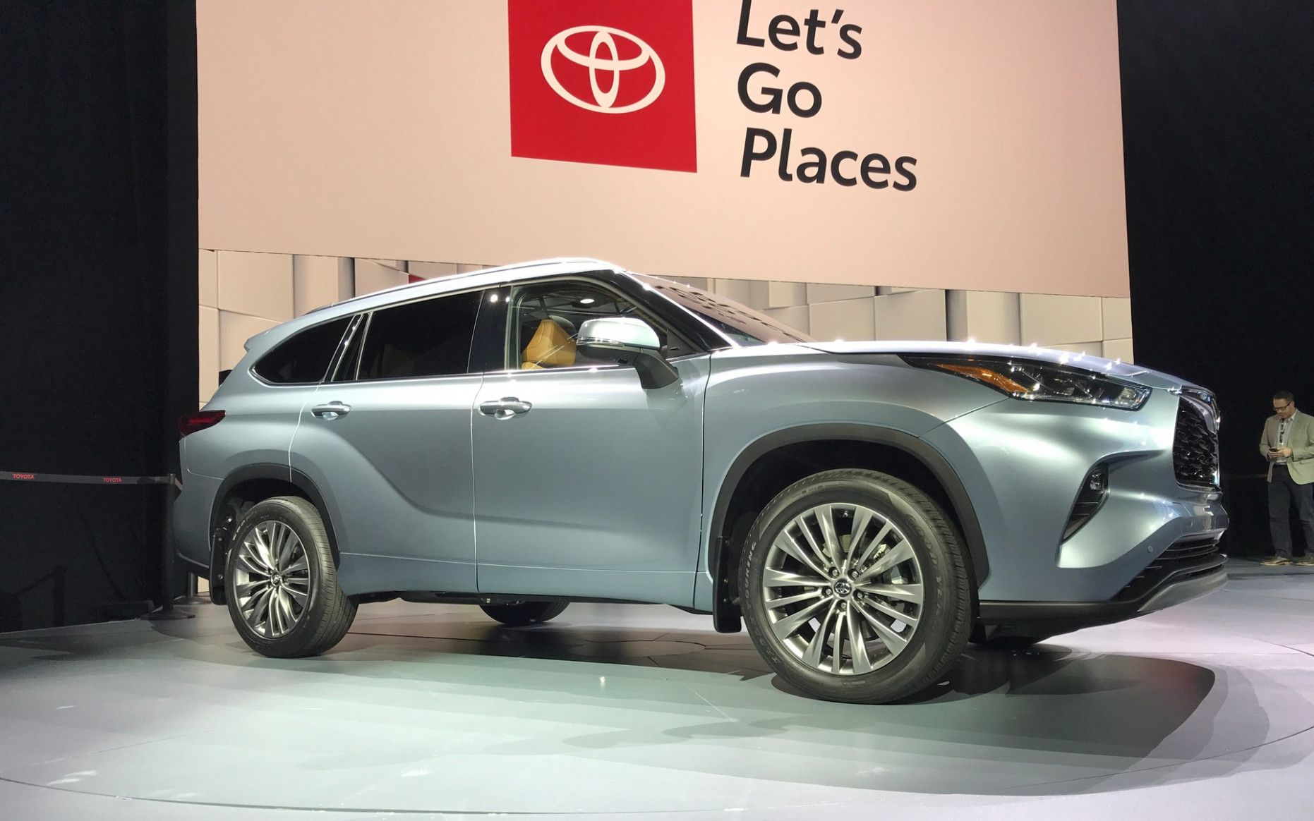2020 Toyota New Cars New Review 2020 Car Reviews Toyota New Car New Cars Toyota Highlander