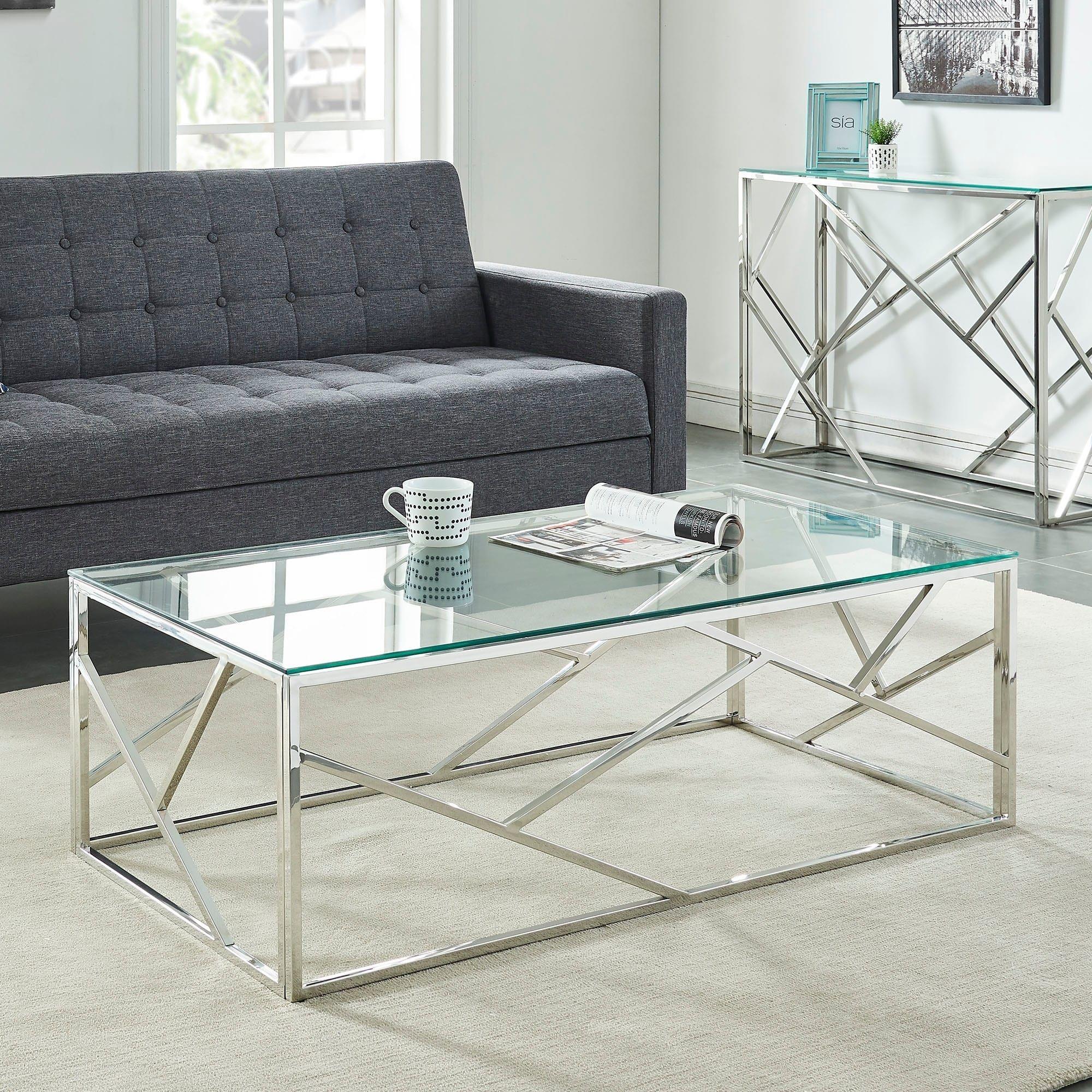 Pin By Brahim Ben Taher On Steel In 2021 Coffee Table Stainless Steel Coffee Table Coffee Table Setting [ 2000 x 2000 Pixel ]