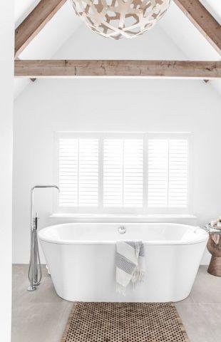 Nos conseils pour aménager une salle de bain mansardée Salle de