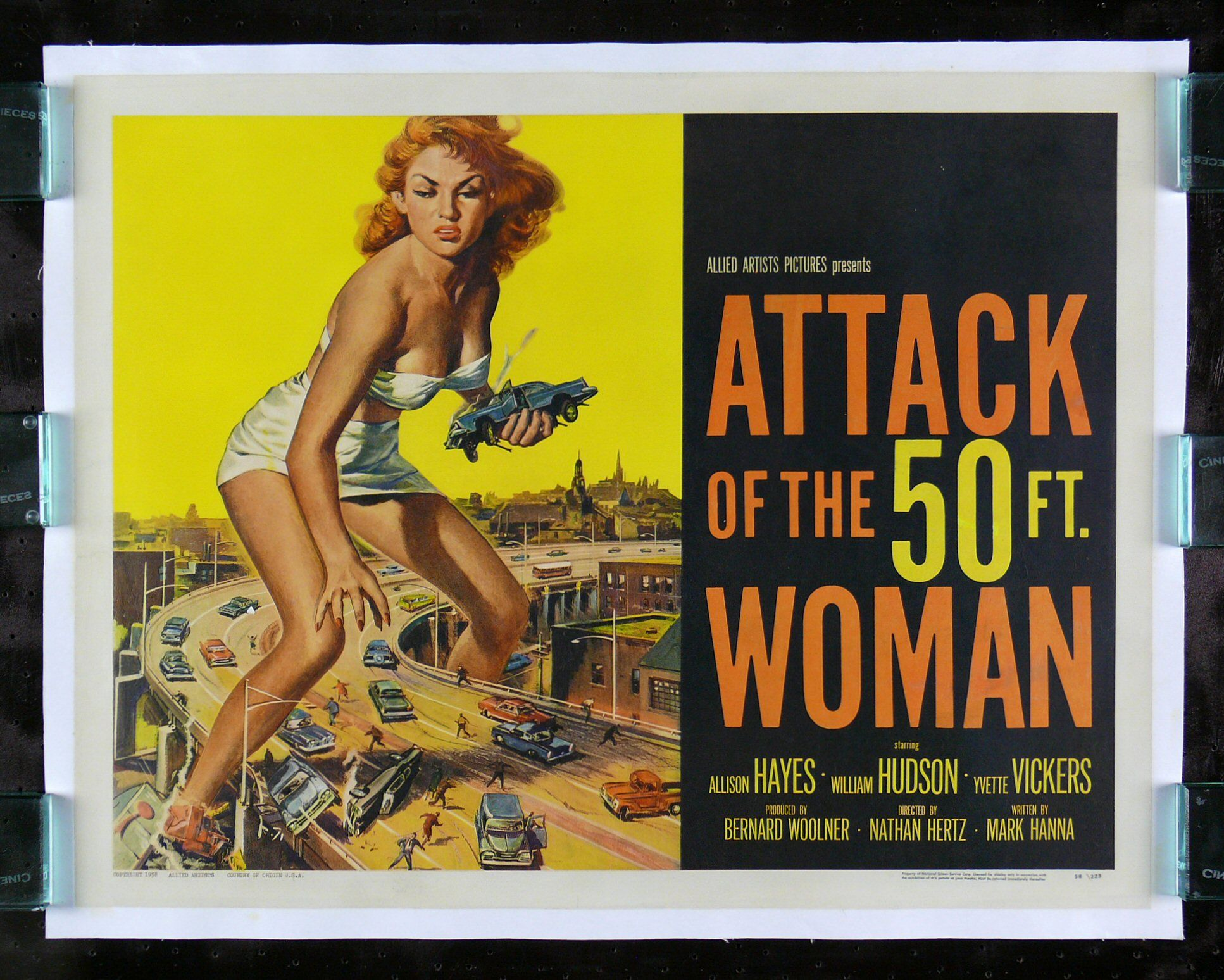 Movie Poster In Time Period 40s 50s Impact Font Classic Movie Posters Movie Posters Vintage Women Poster
