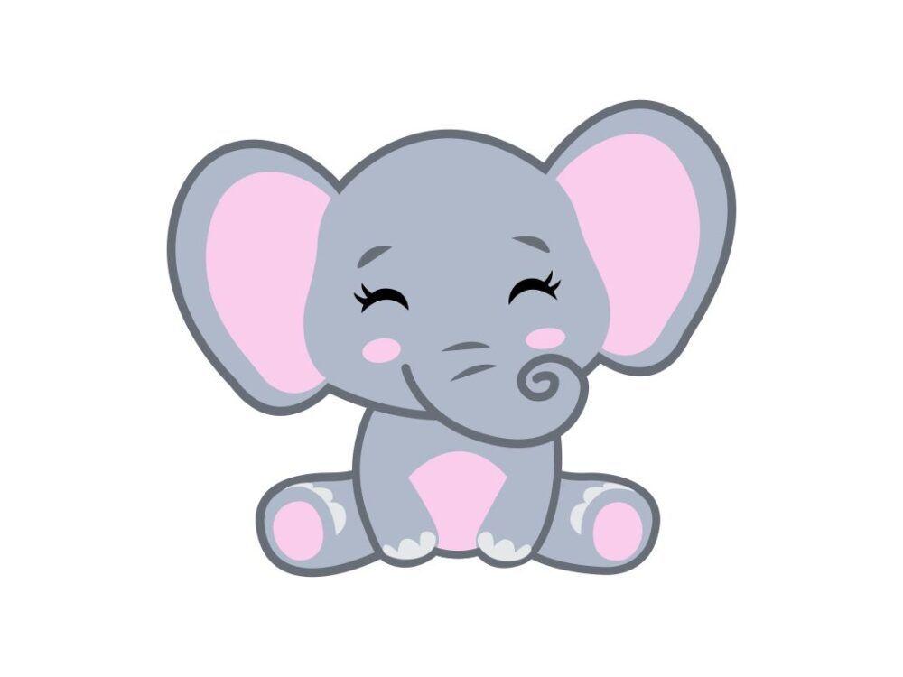 50+ Free baby elephant svg cut file ideas in 2021