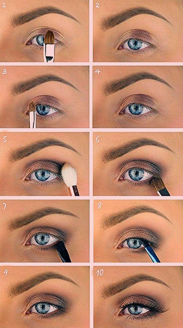 Photo of Machen Sie nach und nach von Grund auf neu, Illustrated Make-up Lektionen
