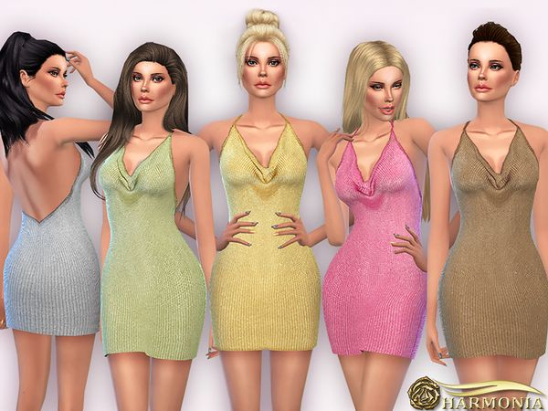 Sims 4 CC s - The Best  Clothing by Harmonia  9f7dc9343