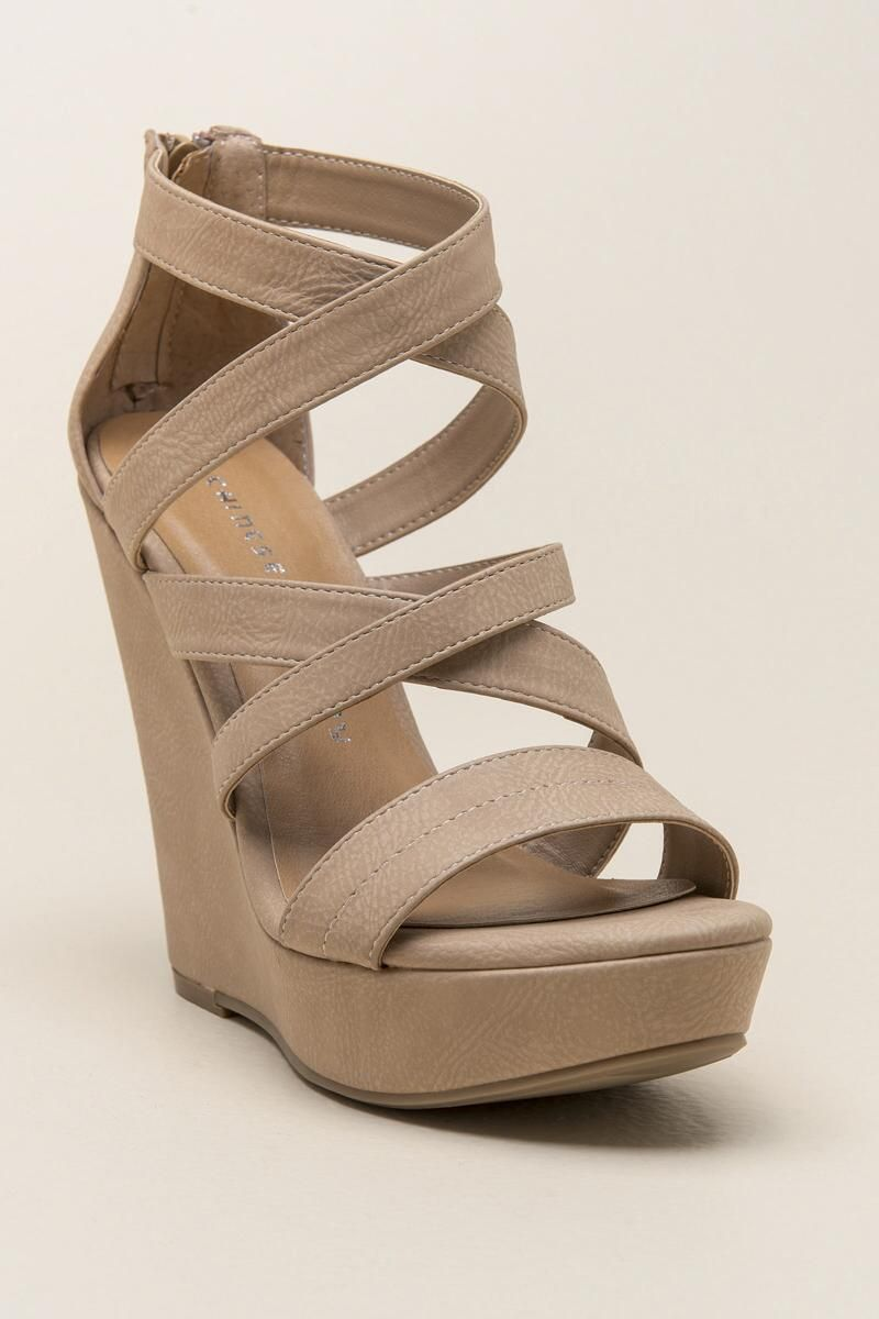 Chinese Laundry Monami Strappy Wedge Francesca 39 S Strappy