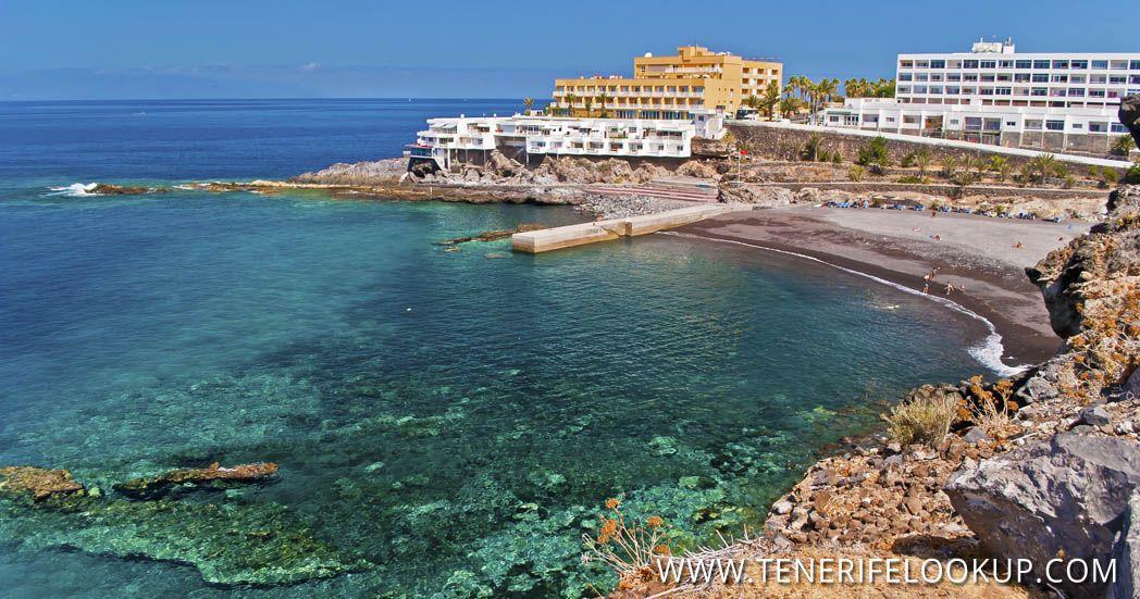Callao Salvaje Santa Cruz De Tenerife Canarias