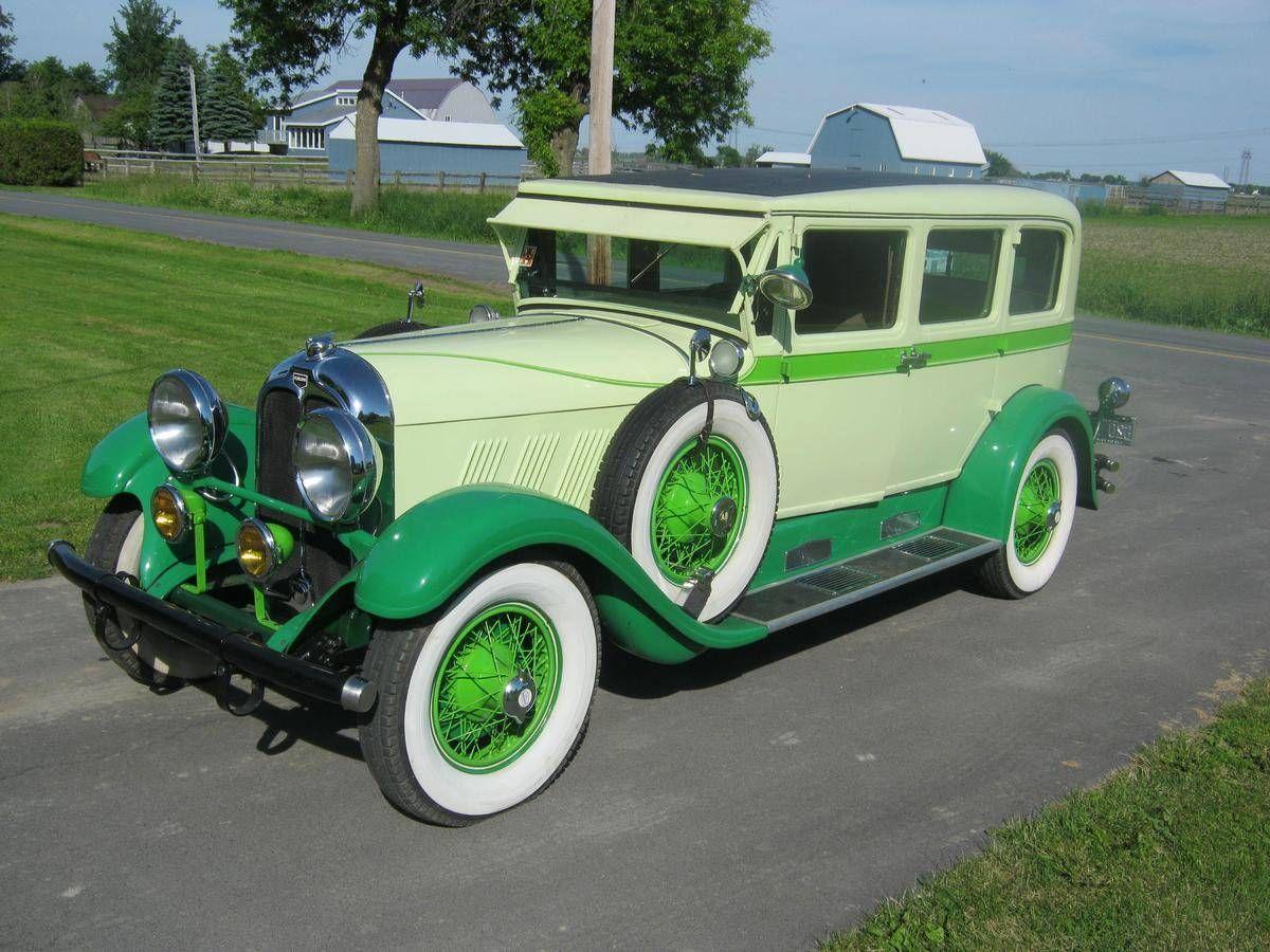 1929 Auburn 8-120-(Auburn Automobile Company Auburn, Indiana 1900 ...