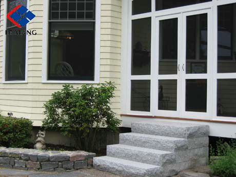 G603 padang grey steps