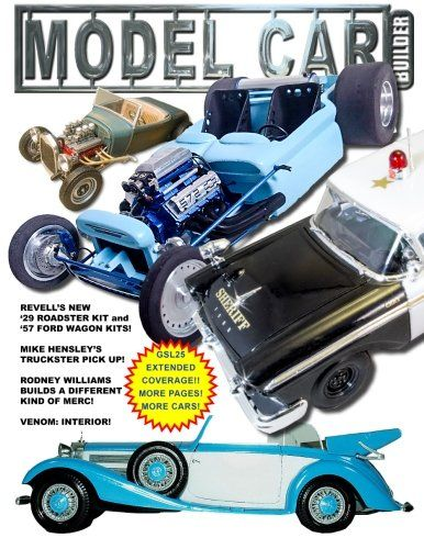Download Free Model Car Builder No 21 How To S Feature Cars Tips